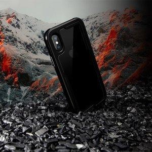 Чехол SwitchEasy Helix черный для iPhone X/XS