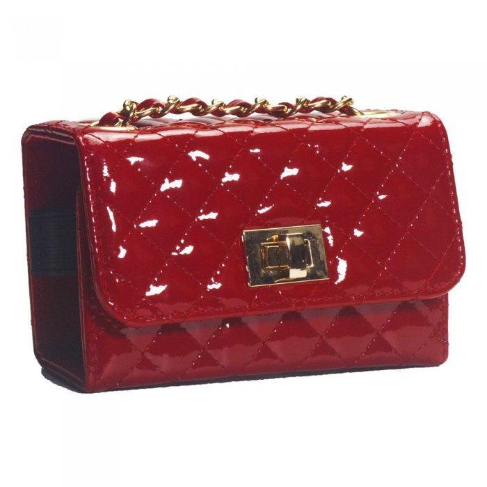 Чехол-сумочка SwitchEasy Lucky Tracy Midnight Pouch красный для iQOS/HEETS