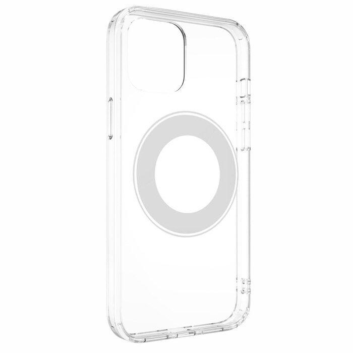 Чехол для Apple iPhone 12 Pro Max SwitchEasy Nude белый