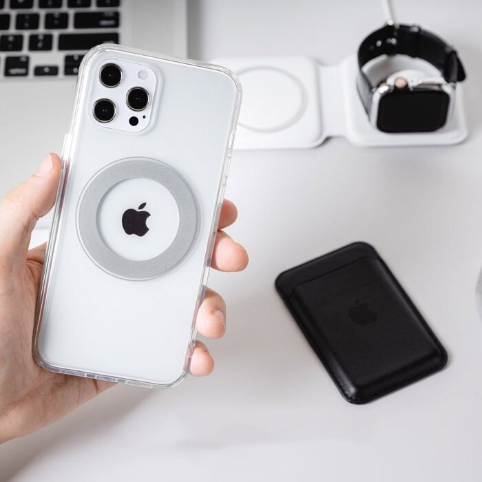 Накладка SwitchEasy Skin для iPhone 12 iPhone 12 Pro