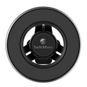 Автомобильный держатель Switcheasy MagMount (на кронштейне) черный для iPhone 12/12 Pro/12 mini/12 Pro Max