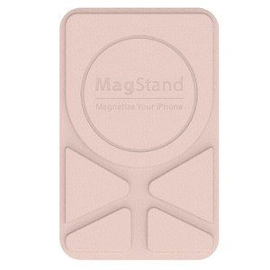 Подставка Switcheasy MagStand розовая для iPhone 12&11 (всех моделей)