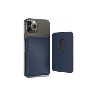 Магнитный карман-кошелек Switcheasy MagWallet для iPhone 12/12 Pro/12 Pro Max синий (GS-103-168-229-142)