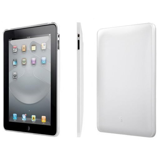 Чехол SwitchEasy Nude белый для iPad