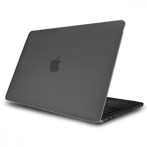 "Накладка SwitchEasy Nude чёрная для Macbook Pro 16"""
