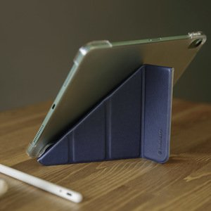 "Чехол Switcheasy Origami синий для iPad Air 4 (10.9"" 2020)"