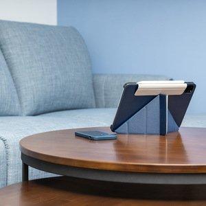 """Чехол Switcheasy Origami темно-синий для iPad Pro 11"""""""