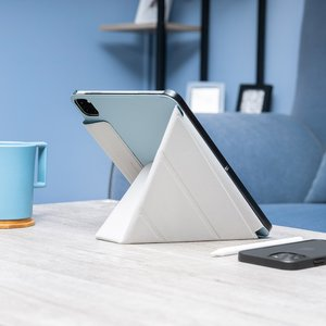 """Чехол Switcheasy Origami светло-синий для iPad Pro 11"""""""