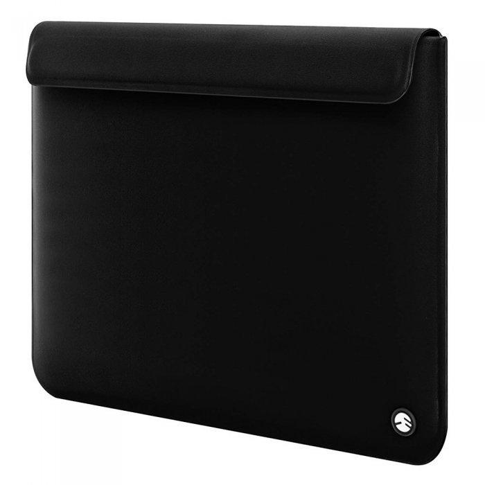 """Чехол-карман Switcheasy Thins черный для ноутбуков диагональю 15"""""""