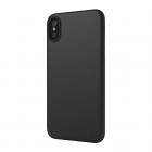 Чехол SwitchEasy UltraSlim Protection чёрный для iPhone X/XS