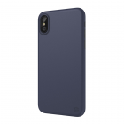 Чехол SwitchEasy UltraSlim Protection синий для iPhone X/XS