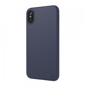 Чехол SwitchEasy UltraSlim Protection синий для iPhone X/XS