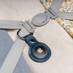 Чехол Switcheasy Wrap синий для AirTag