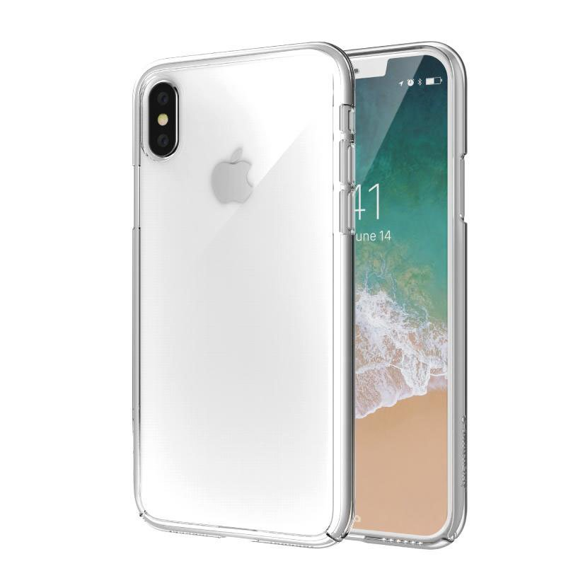 Прозрачный чехол SwitchEasy Nude для iPhone X/XS
