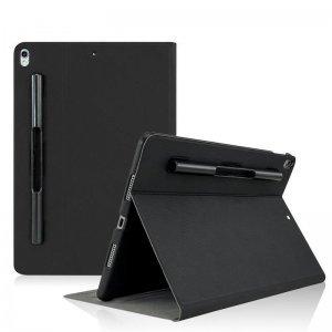 """Чехол с держателем для стилуса SwitchEasy CoverBuddy Folio черный для iPad Pro 10.5"""""""