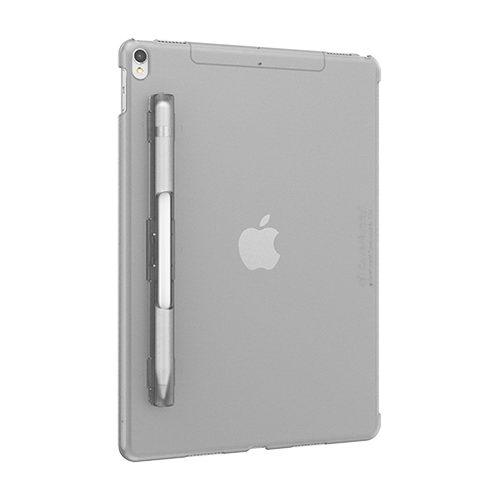 """Чехол с держателем для стилуса SwitchEasy CoverBuddy прозрачный для iPad Pro 10.5"""""""
