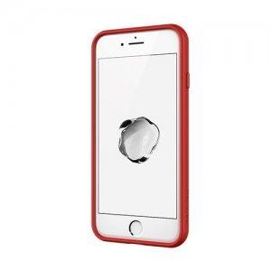 3D чехол SwitchEasy Fleur красный для iPhone 8/7