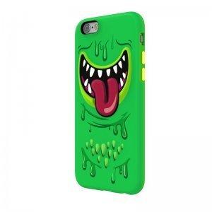 3D чехол с рисунком SwitchEasy Monster зелёный для iPhone 6/6S