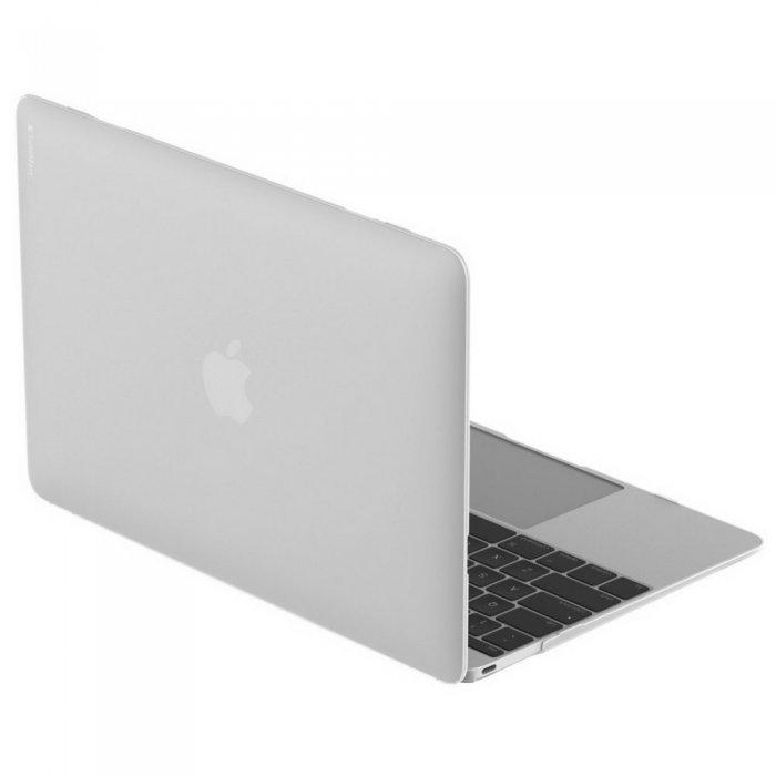 """Полупрозрачный чехол SwitchEasy Nude для Macbook 12"""""""