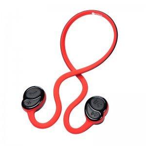 Наушники COTEetCI BH01-BEANS красные