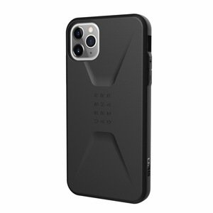 Защитный чехол UAG Civilian черный для iPhone 11 Pro Max