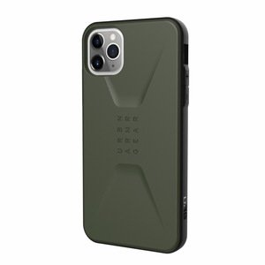 Защитный чехол UAG Civilian зелёный для iPhone 11 Pro Max