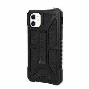 Защитный чехол UAG Monarch черный для iPhone 11