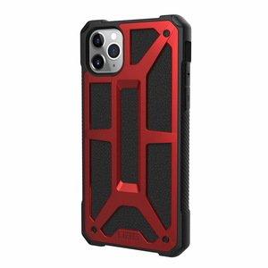 Защитный чехол UAG Monarch красный для iPhone 11 Pro Max