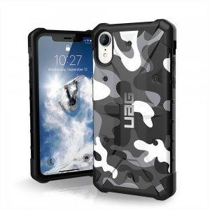 Противоударный чехол UAG Pathfinder Camo серый для iPhone XR