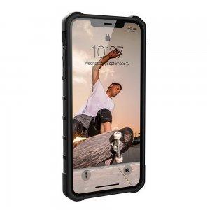 Противоударный чехол UAG Pathfinder Camo чёрный для iPhone XS Max