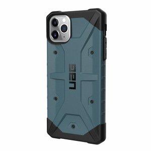 Защитный чехол UAG Pathfinder синий для iPhone 11 Pro Max