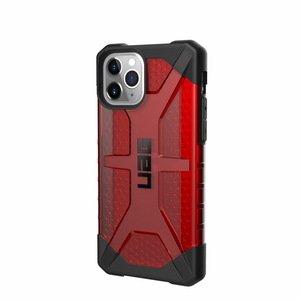 Защитный чехол UAG Plasma красный для iPhone 11 Pro