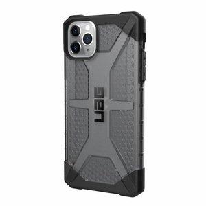 Защитный чехол UAG Plasma серый для iPhone 11 Pro Max