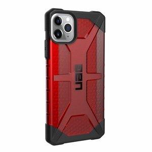 Защитный чехол UAG Plasma красный для iPhone 11 Pro Max
