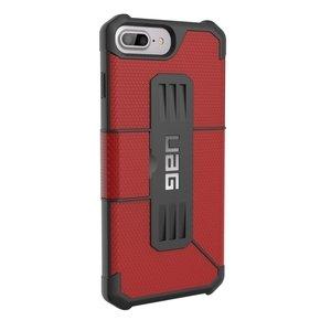 Чехол-накладка Urban Armor Gear Metropolis красный для iPhone 6 Plus/6S Plus/7 Plus/ 8 Plus