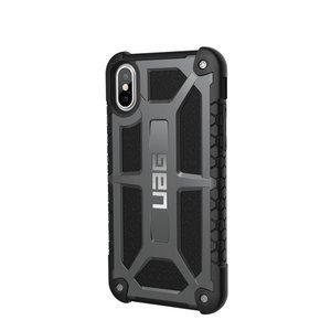 Чехол-накладка Urban Armor Gear Monarch светло-серый для iPhone X/XS