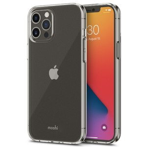 Moshi Vitros Slim Clear Case Crystal Clear for iPhone 12 Pro Max (99MO128903)