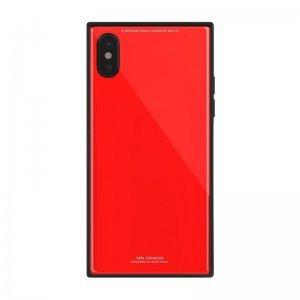 Чехол WK Barlie красный для iPhone X