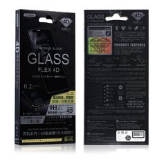 Защитное стекло WK Black Panther Series Flex 4D Curved Tempered Glass белое для iPhone 6 Plus/7 Plus/8 Plus