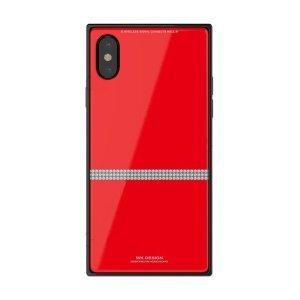 Чехол WK Cara красный для iPhone X