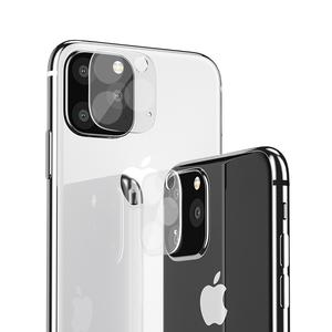 Защитное стекло на камеру WK Design для iPhone 11