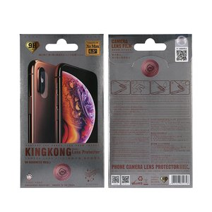 Защитное стекло WK Design Camera Screen Protector прозрачное для камеры iPhone XS Max