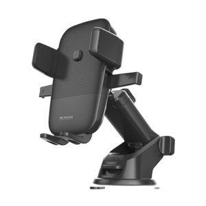 Беспроводное автомобильное зарядное устройство WK Design Enjoy LITE Phone Holder With Wireless Charger With Suction Cup (WP-U48) черное