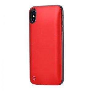 Чехол-аккумулятор WK Design Junen 4500mAh красный для iPhone XS Max