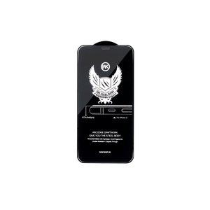 Защитное стекло Wk Design Kingkong 4D Curved Screen Protector Privacy (Slim Pack) для iPhone 12 mini