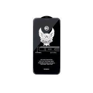 Защитное стекло Wk Design Kingkong 4D Curved Tempered Glass (Slim Pack) для iPhone 11/XR