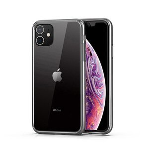 Силиконовый чехол WK Design Leclear прозрачный для iPhone 11
