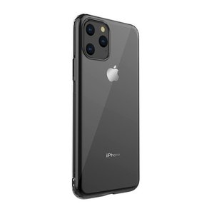 Силиконовый чехол WK Design Leclear чёрный для iPhone 11 Pro