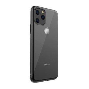 Силиконовый чехол WK Design Leclear чёрный для iPhone 11 Pro Max