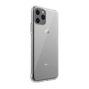 Силиконовый чехол WK Design Leclear прозрачный для iPhone 11 Pro Max